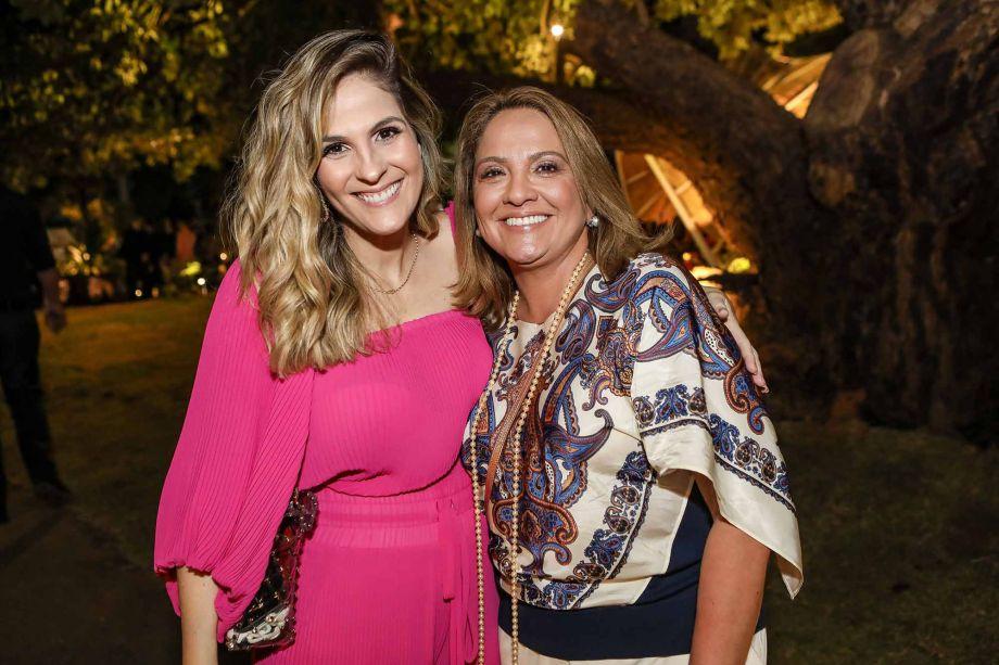 Mariana Marinho e Liana Thomaz