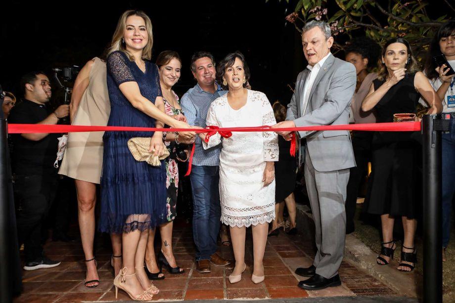 Onelia Leite, Patricia Macedo, Samuel Dias, Neuma Figueiredo e Sarto Nogueira