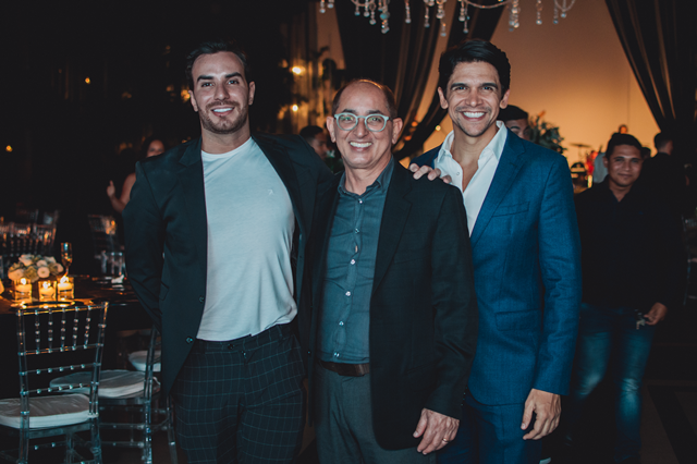 Arquiteto Matheus Bulhões, Cesar e Luciano Almeida 2