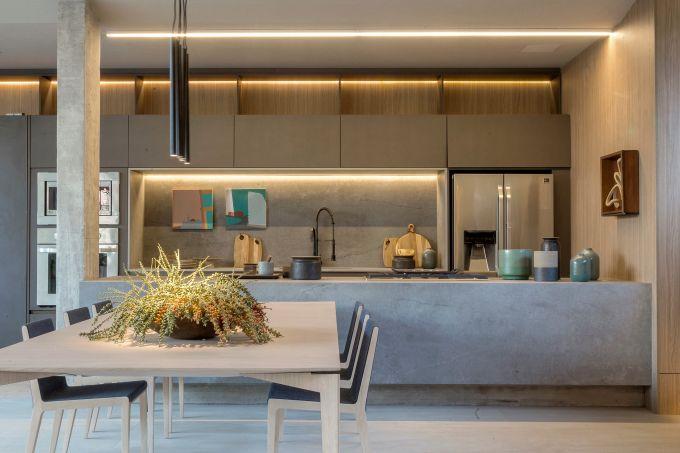 Casa Finitura por Deborah Pinheiro Arquitetura – crédito Edgard Cesar