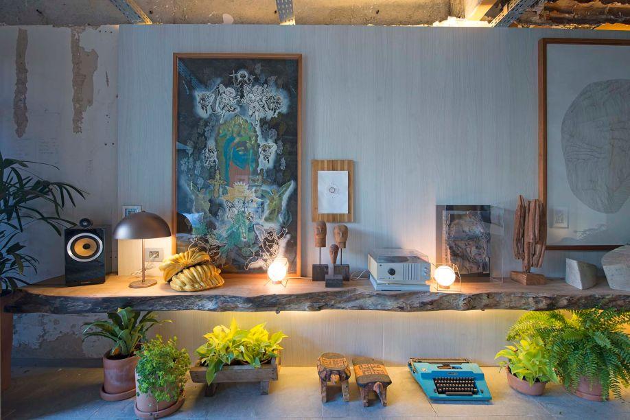 Na categoria Ambiente que Melhor Valorizou o Artesanato no Ceará, o Meu Lugar no Mundo, do escritório Carlos Otávio Arquitetura, levou o primeiro lugar.