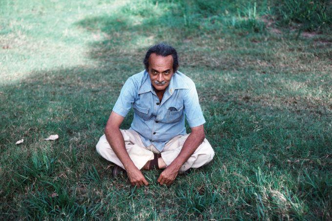 retrato em nova viçosa 1977, foto de florence gruere