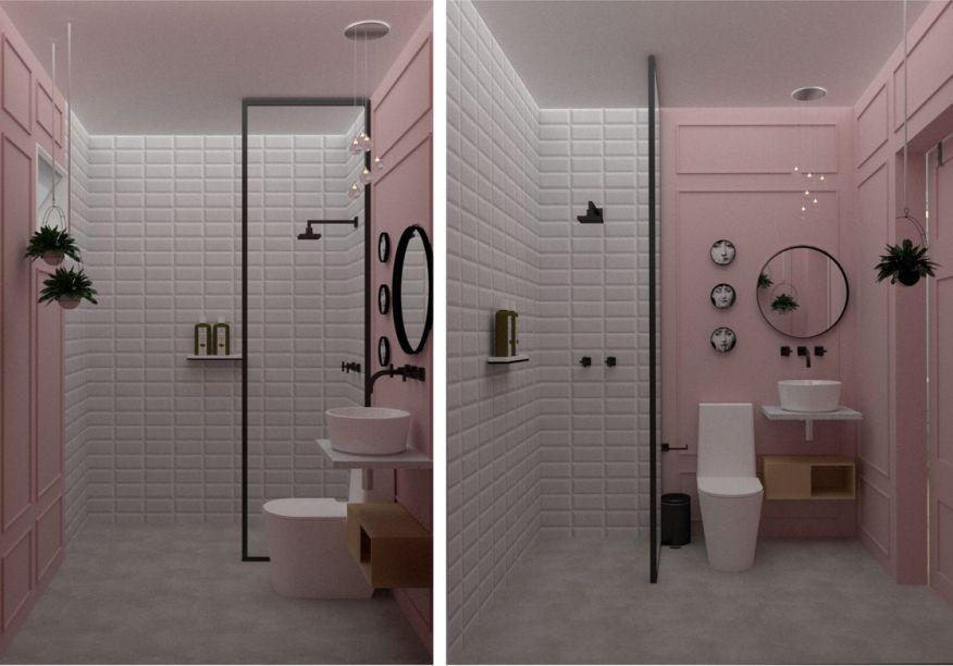 Finalista na categoria Design de Interiores - Bianka Cassante