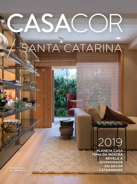CASACOR Santa Catarina | Balneário Camboriú - Sala de Copas por Tuffi Mousse