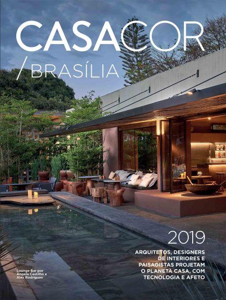 CASACOR Brasília - Lounge Bar por Angela Castilho e Alex Rodrigues