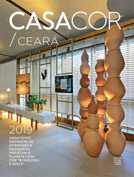 CASACOR Ceará - Sala de Visitas por Brenda Rolim