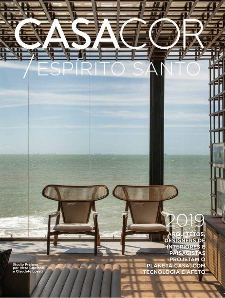 CASACOR Espírito Santo - Estúdio Praiano por Vitor Cipriano e Claudete Lovati