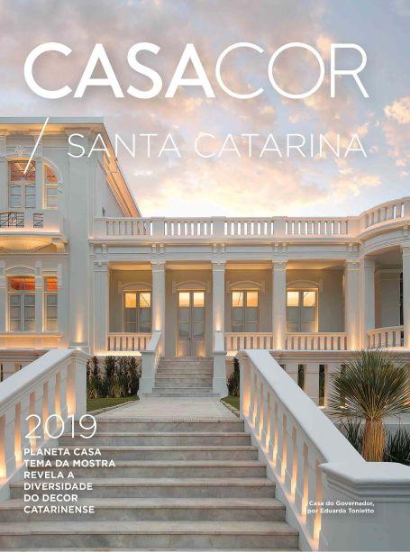 CASACOR Santa Catarina | Florianópolis - Casa do Governador por Eduarda Tonietto