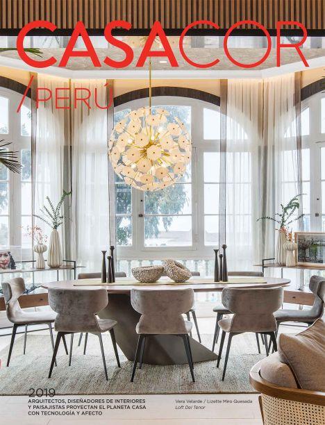 CASACOR Peru - Loft Del Tenor por Vera Velarde e Lizette Miró Quesada