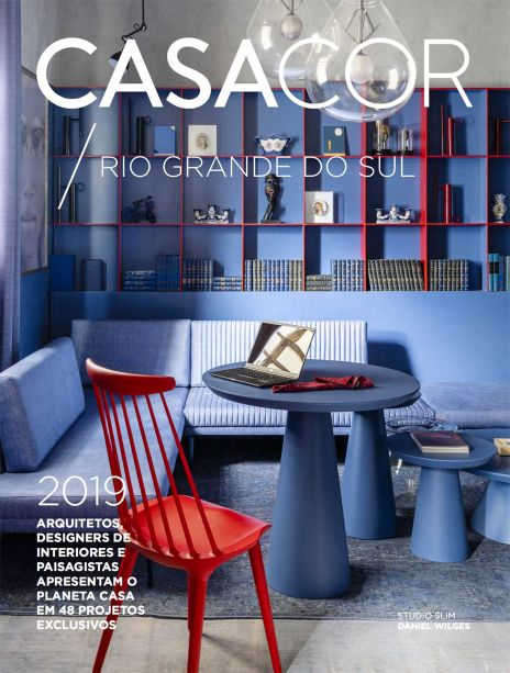 CASACOR Rio Grande do Sul - Studio Slim por Daniel Wilges