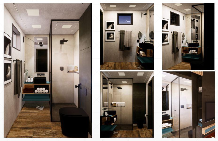 Finalista na categoria Design de Interiores - Janice Mathias