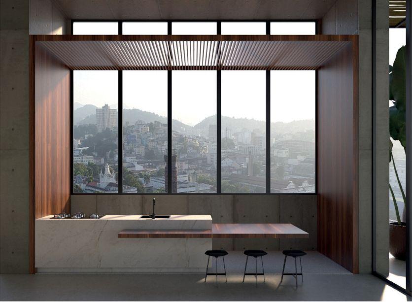 Finalista na categoria Arquitetura - João Panaggio