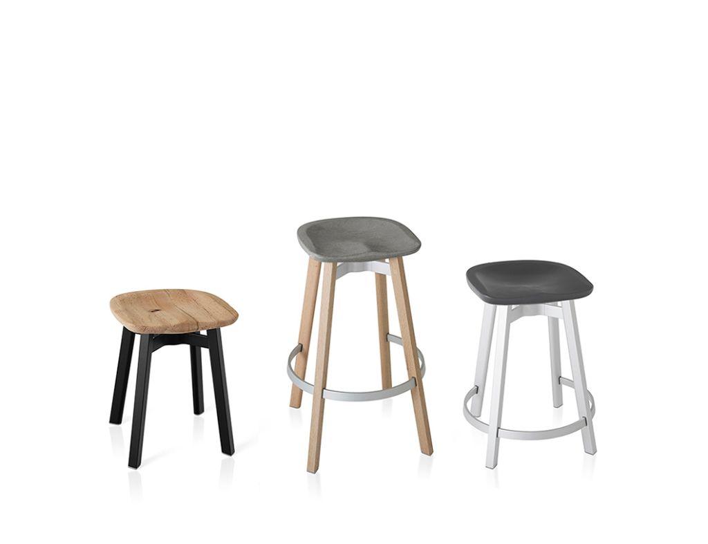 Nendo lança design limpo na Su Collection em parceira com a Emeco