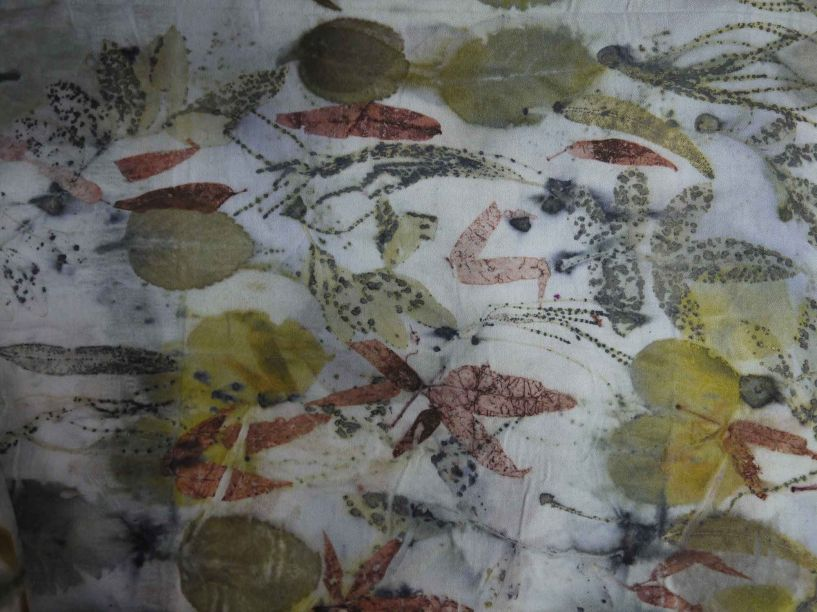 Na categoria têxteis, Botânica de Nara Evangeline Guichon Ferrari levou a melhor.