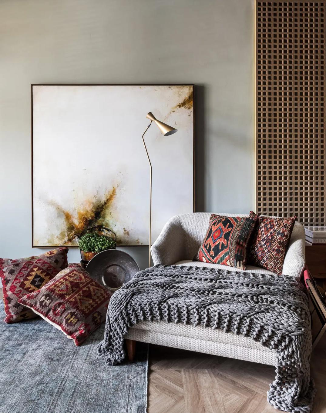quadro poltrona decoração flávia mattar