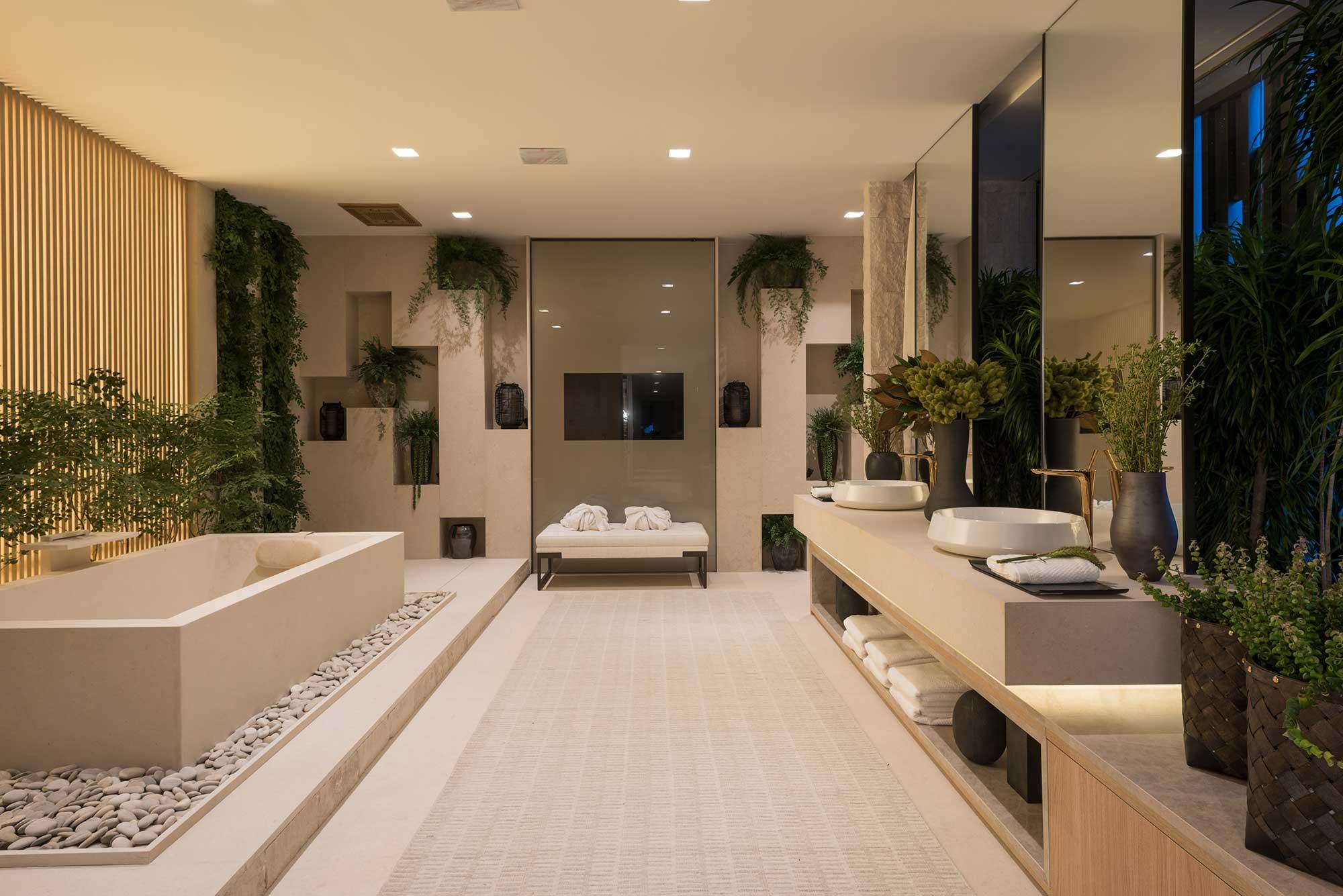 shower plants debora aguiar casacor