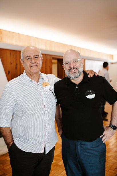 Jomar Bragança e João Grilo
