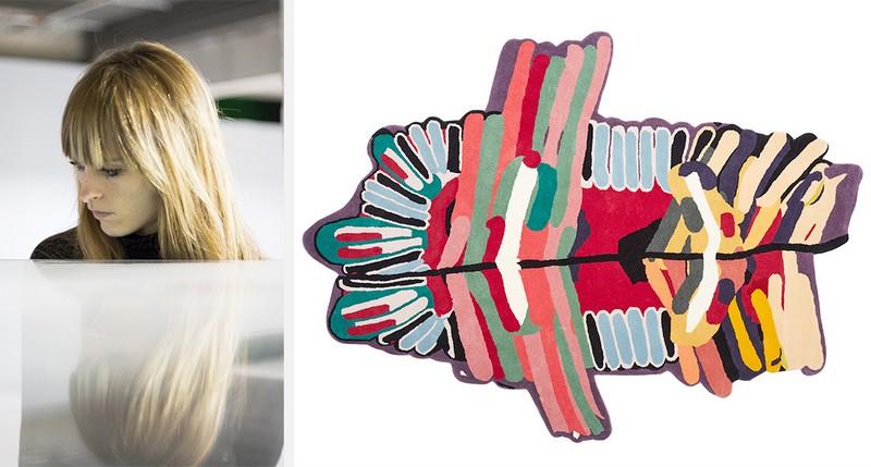 """Laureline Galliot usa novas tecnologias para criar objetos nos quais a cor desempenha um papel predominante. """"Quero virar de cabeça para baixo o paradigma que dita que a cor é apenas um toque final"""", afirma. Ela concebe seus projetos desenhando em um iPad ou usando um fone de ouvido de realidade virtual e usando um software originalmente desenvolvido para criação de desenhos animados. Nos dois casos, ela não tem ideia pré-concebida da forma do objeto final. Ela se deixa guiar pelas pinceladas virtuais à medida que aparecem."""