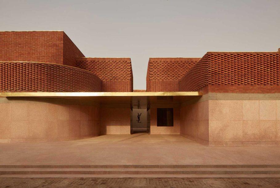 O Museu Yves Saint Laurent Marrakesh foi vencedor na categoria Cultural. O projeto é do Studio KO.