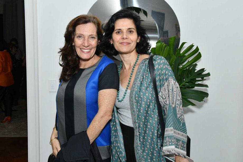 Debbie Apsan e Lucia Gurovitz.