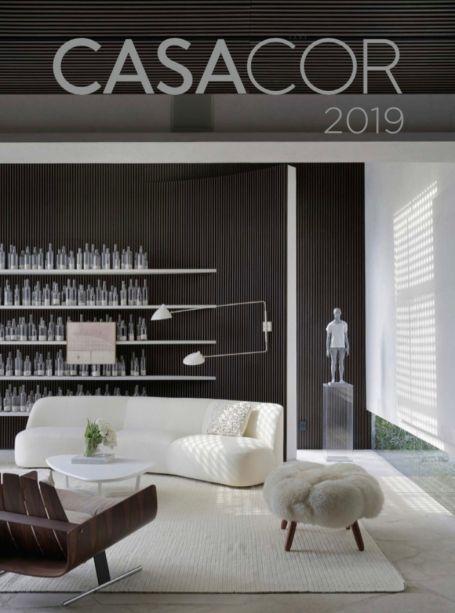 Casa Dendê Duratex - Nildo José - CASACOR São Paulo