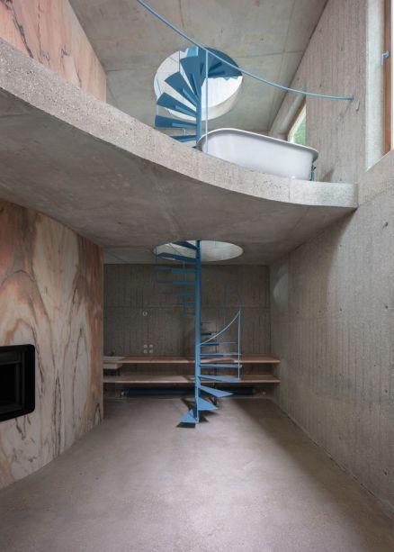 Casa do Monte, de Leopold Banchini e Daniel Zamarbide.