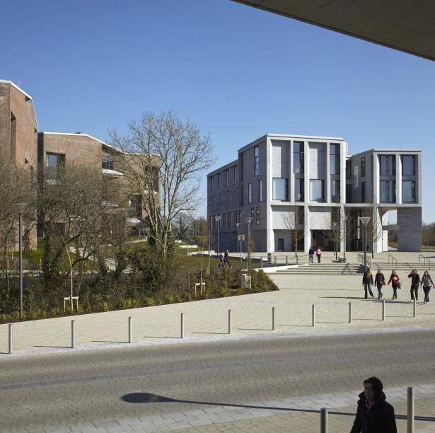 Escola Médica da Universidade de Limerick, na Irlanda.