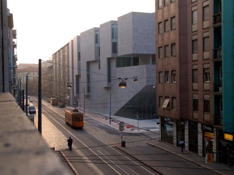 Università Luigi Bocconi, em Milão, na Itália.
