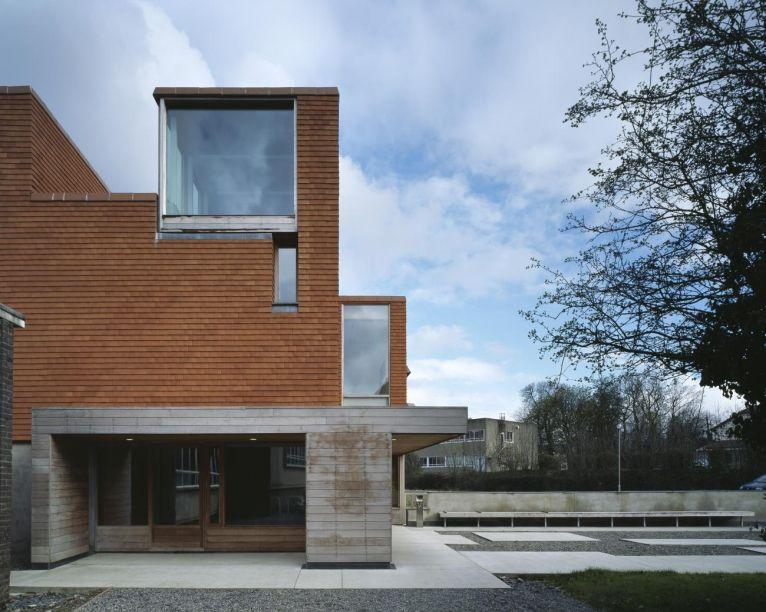 Instituto Urbano da Irlanda, na Universidade de Dublin.