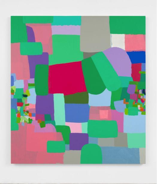 FEDERICO HERRER,<em>Acordeón de luz</em>, 2019 Galeria James Cohan.