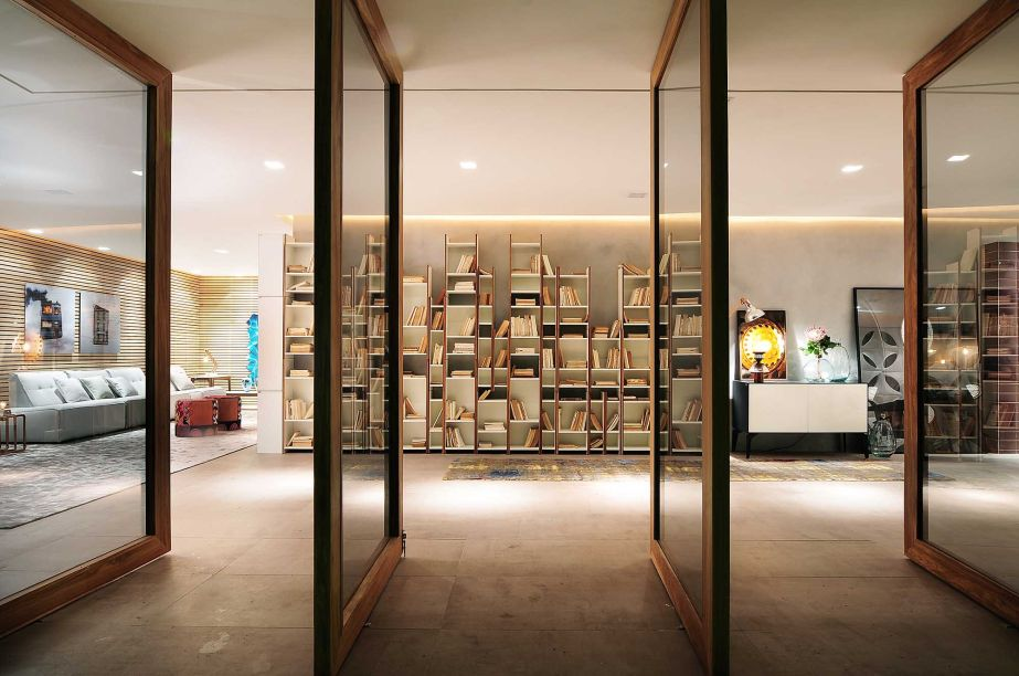CASACOR 2014. Lounge Galeria, por Leo Shehtman.
