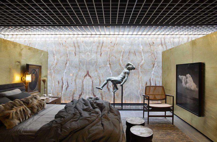 CASACOR 2019. Casa do Fauno, por Leo Shehtman.