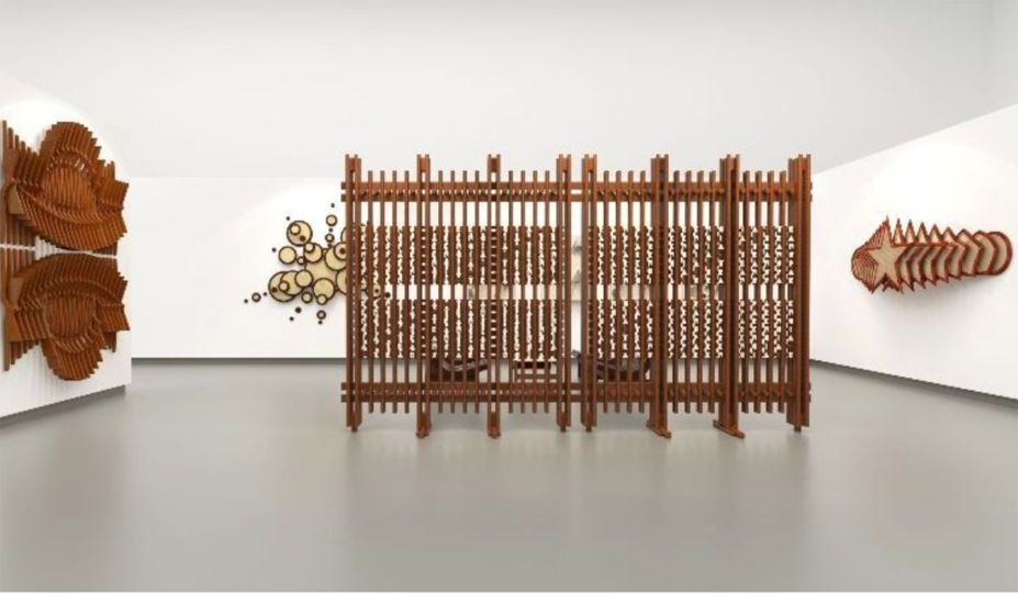 MARCO A. CASTILHO, s/título 2020, Galeria Nara Roesler.