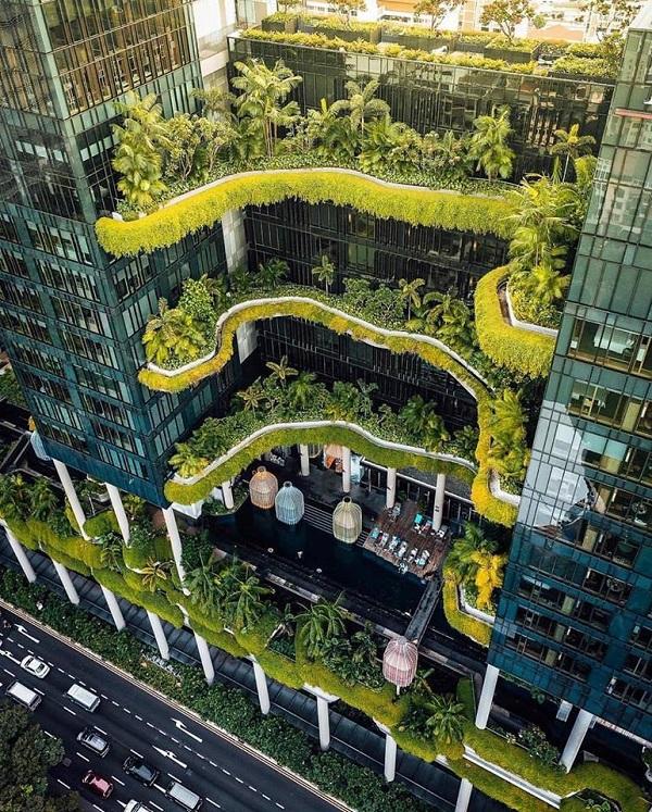 green building sustentabilidade arquitetura construção verde jardim construção sustentável casacor