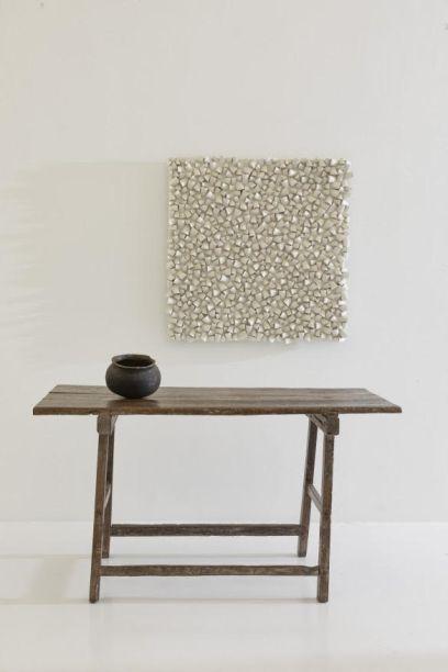 Sergio Camargo, Relevo nº 373 (1972) - Galeria Bergamin & Gomide.