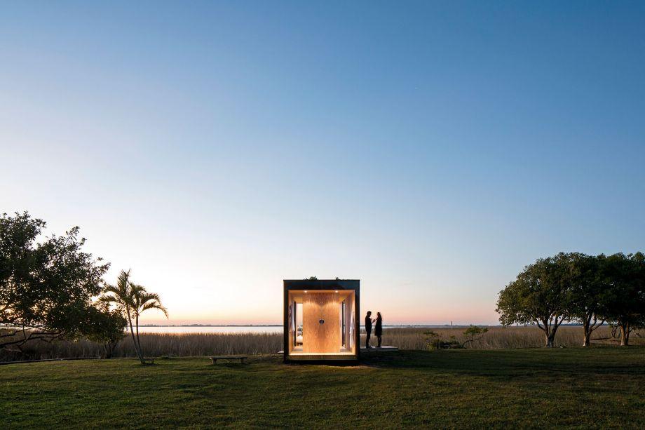 O MINIMOD é um sistema construtivo pensado pelo escritório MAPA Arquitetos que se propõe a ser uma alternativa à arquitetura tradicional.