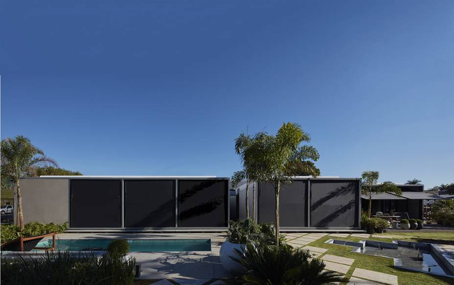 CASACOR Minas Gerais 2016 - <span>Casa Pré-Fab por Bruno Campos, Marcelo Fontes e Silvio Todeschi (BCMF Arquitetos)</span>