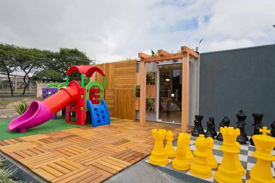 CASACOR Paraná 2017 - <span>Brinquedoteca e Parquinho Infantil por Jaqueline Siebert</span>