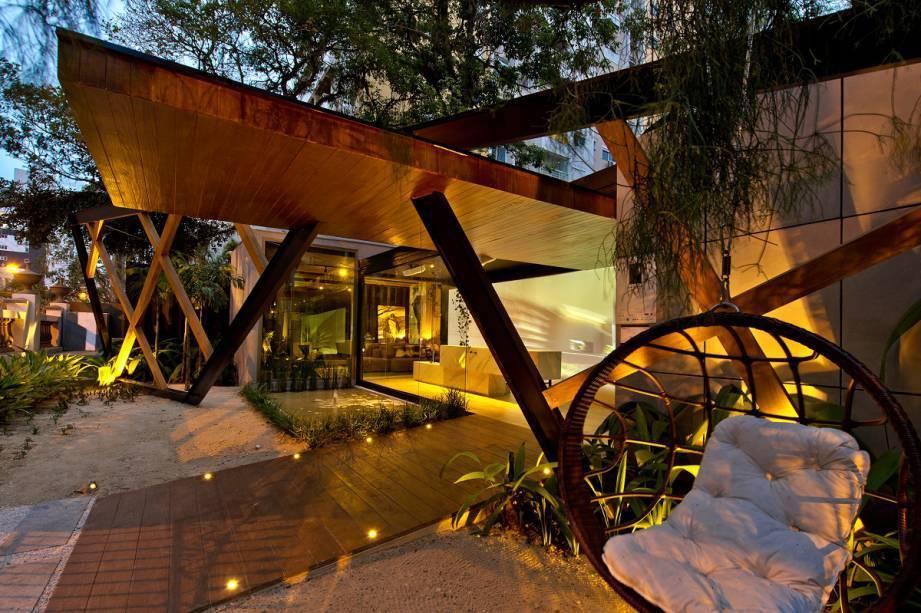 <span>CASACOR Santa Catarina 2016 - Bilheteria e Lounge de Entrada por Juliana Jagelski</span>