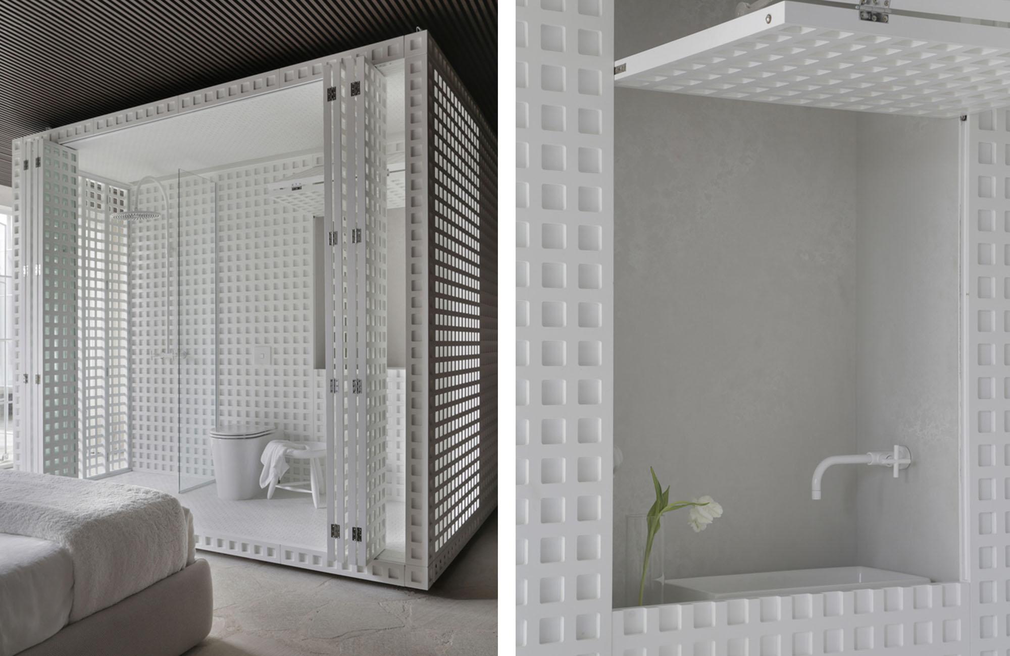 Casa Dendê Duratex, projeto de Nildo José para a CASACOR São Paulo 2019