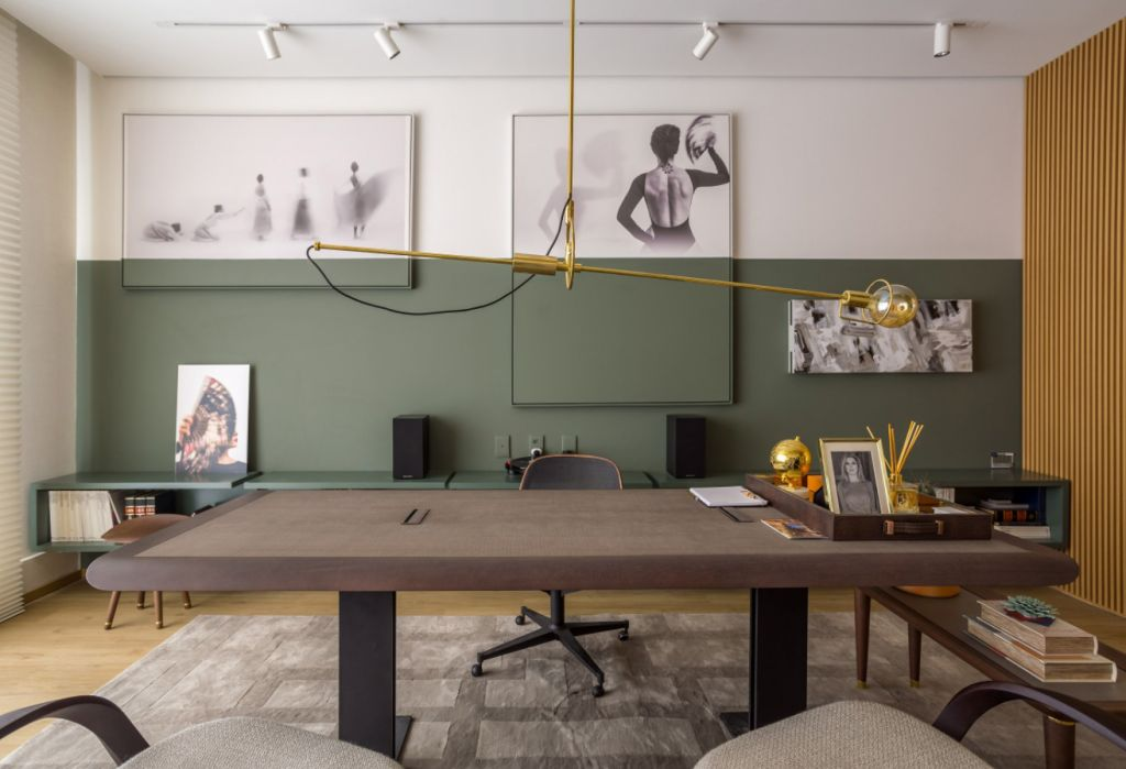 taciana nakalski home office da empresaria casacor paraná 2019