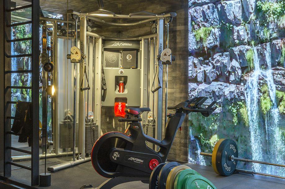 Home Fitness - Denise Zuba Arquitetos