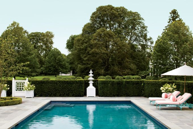 Photographed by Eric Piasecki, Architectural Digest, July 2013