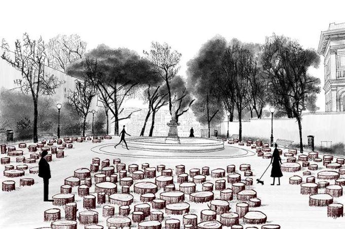 """Tulio Dek_instalação """"Beyond the trees""""_IMG-0080b"""