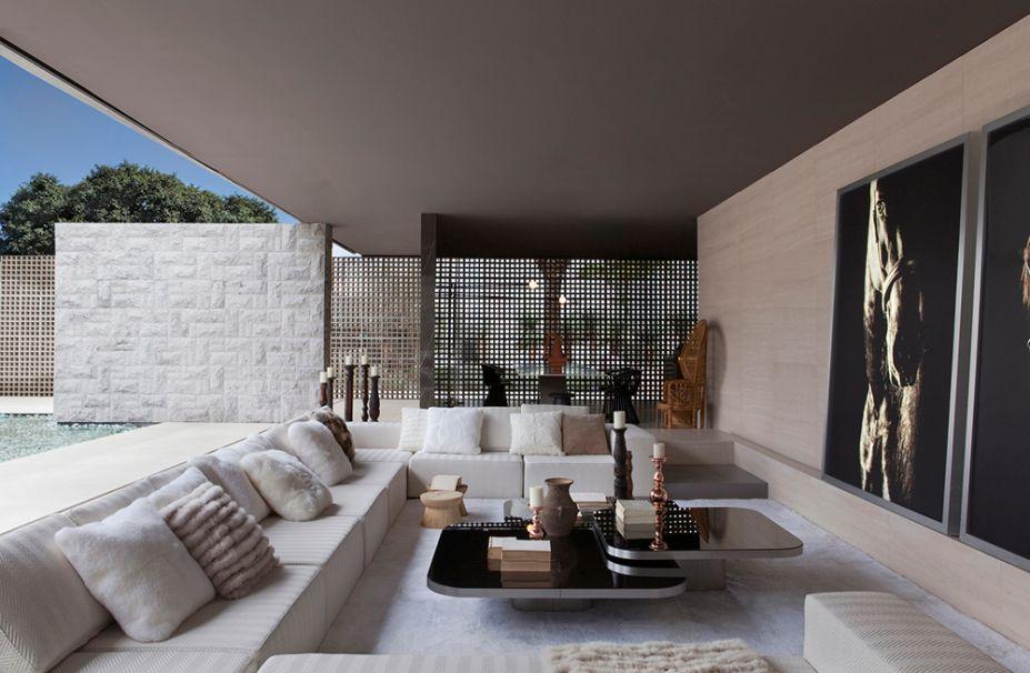 Studio Guilherme Torres - Villa Deca.