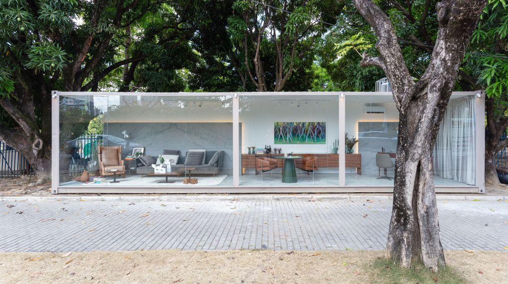 romero duarte janelas casacor pernambuco home office container conteiner casa sustentável sustentabilidade casa container