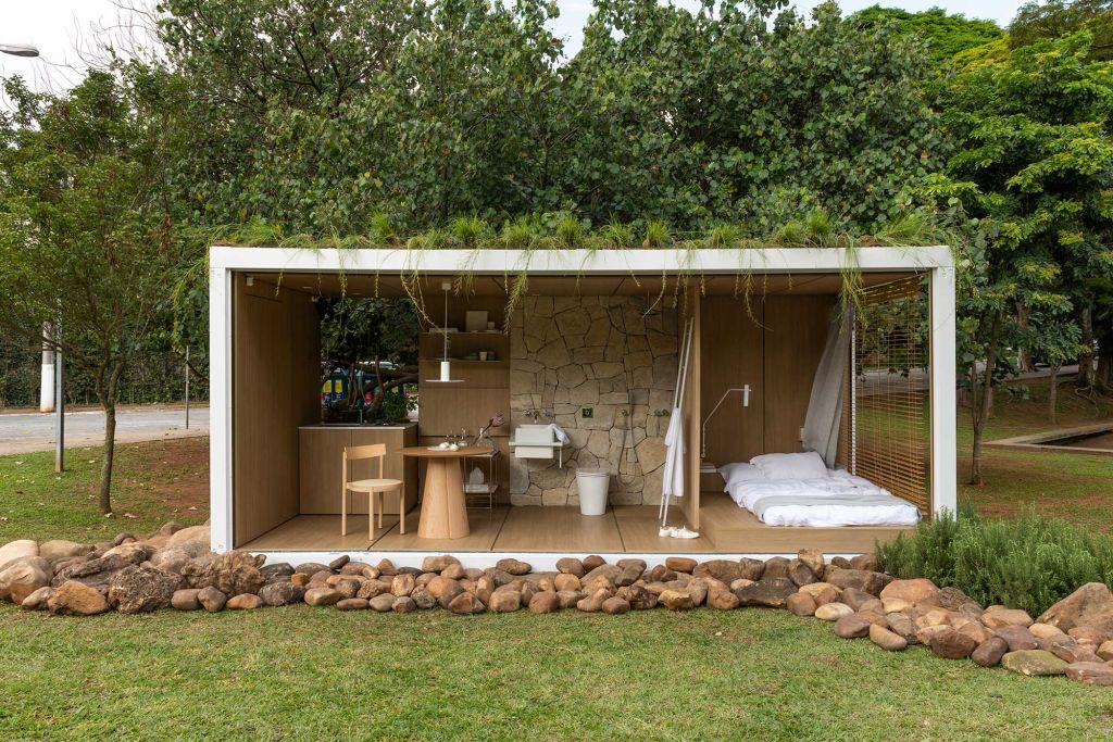 casa conteiner container ticiane lima estúdio elo arquitetura decoração sustentabilidade casa sustentável