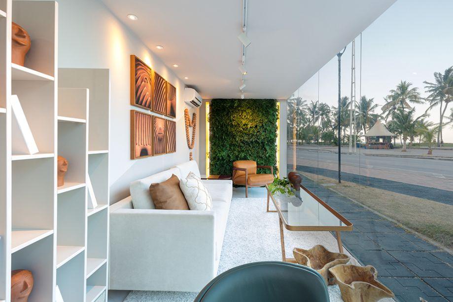 Janelas CASACOR, edição Pernambuco. Home Office - Ju Nejaim Arquitetura
