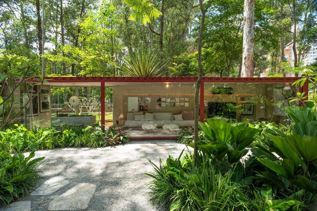 casa conectada lg janelas casacor são paulo 2020 paisagismo arquitetura projeto casacor