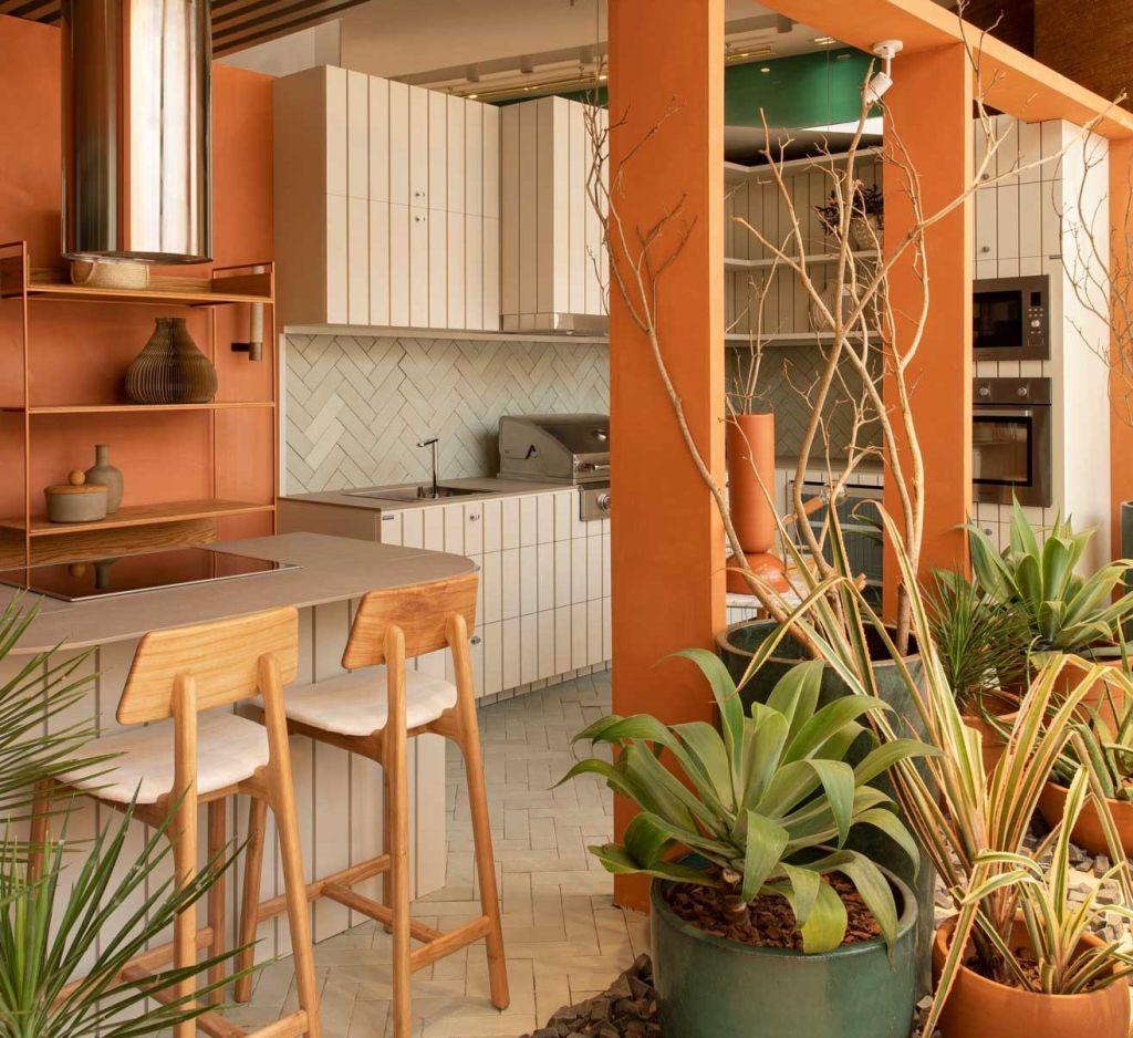 manarelli arquitetura janelas casacor ribeirao preto cozinha cores tendência decoração